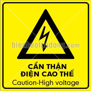 Biển báo an toàn ngành điện