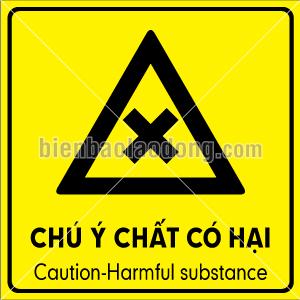 Biển báo an toàn hóa chất