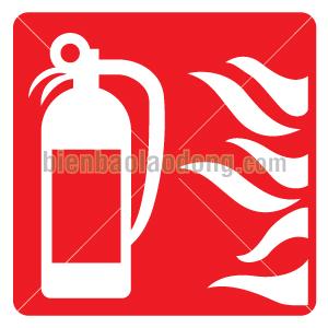 Biển báo an toàn cháy nổ C01